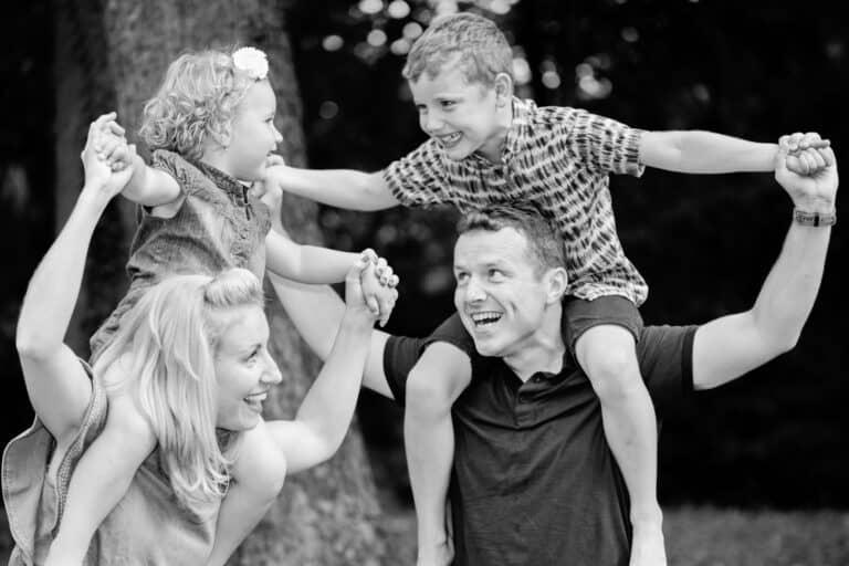 Rodinný fotograf Plzeň
